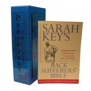 Back Sufferers' Bible & BackBlock package product image