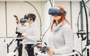 How virtual reality could be used to treat chronic pain News image